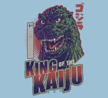 King of the Kaiju Kids Tee