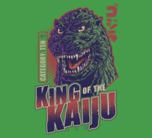 King of the Kaiju Kids Tee
