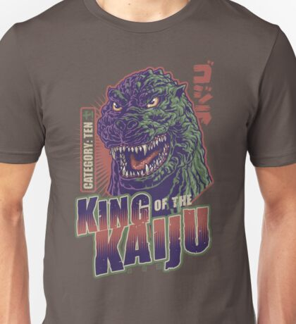 King of the Kaiju Unisex T-Shirt