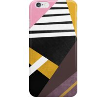 Graphic Combination  iPhone Case/Skin