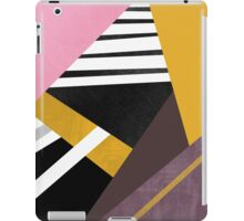 Graphic Combination  iPad Case/Skin