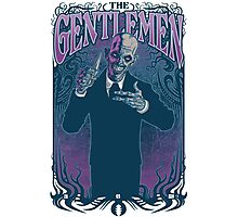 Gentlemen Photographic Print