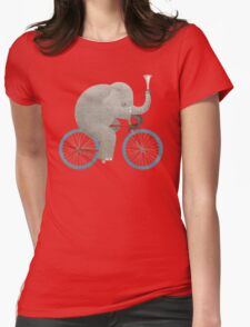 Ride colour option Womens Fitted T-Shirt