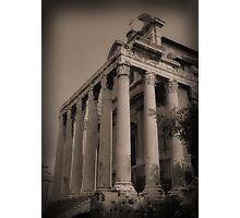 European Architecture Photographic Print