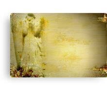 Gabriel Mourning Canvas Print