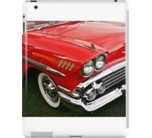 1958 Chevy Impala iPad Case/Skin