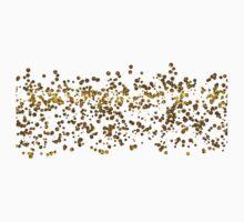 Gold Confetti Dots Kids Clothes