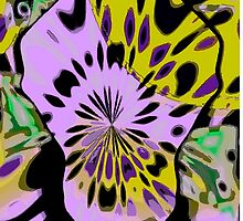 Pansy Explosion by Ladydi