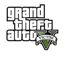 GTA Victim Photographic Print