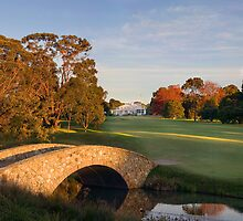 Riversdale Club House by Nickharding