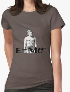 Einstein Womens Fitted T-Shirt