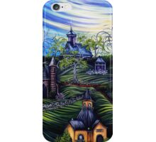Hallows Eve Countryside iPhone Case/Skin