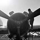 Engine Work by Bill Wetmore