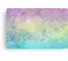 Blurred Colours Canvas Print