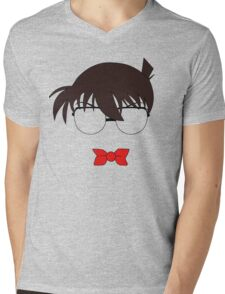 Conan (Colour) Mens V-Neck T-Shirt