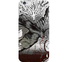 sons of anarchy sam crow weeping bird  iPhone Case/Skin