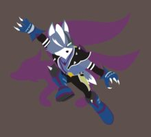 Super Smash Bros Wolf by Dalyz