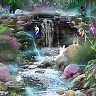 Fantasy Garden by LuvlyGrafix