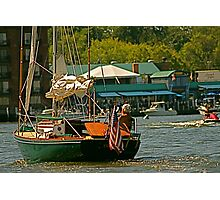 Annapolis by Boat Photographic Print