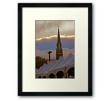 St. Marys Church, Annapolis, Md Framed Print