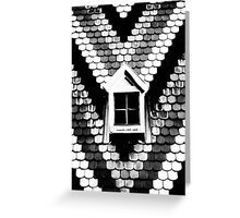 Viennese Window Greeting Card