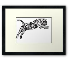 Tiger_ger Framed Print