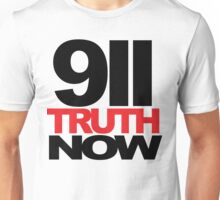 911 Truth Now Unisex T-Shirt