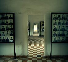 The Faces of Tuol Sleng by Caroline Fournier