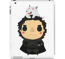 Game of Thrones: Jon Snow iPad Case/Skin