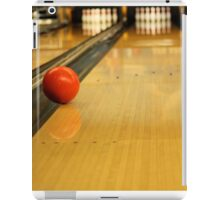 Gutter Ball iPad Case/Skin