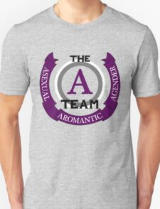 The A-Team - Asexual Ver. T-Shirt