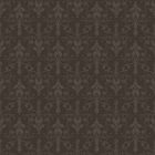 Black Damask Pattern Products by Vickie Emms
