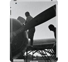 Engine Work iPad Case/Skin