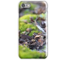 A Mossy Existence iPhone Case/Skin