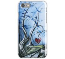 Whimsyville Series- One Way To The Heart iPhone Case/Skin