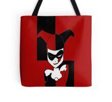 Harley Quinn Tongue Tote Bag