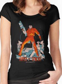 Army of Tokyo Women's Fitted Scoop T-Shirt