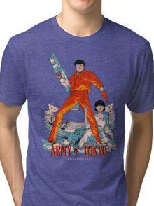 Army of Tokyo Tri-blend T-Shirt