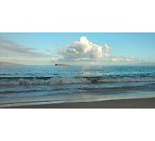 Little Makena Beach, Maui Photographic Print