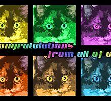 Congratulations from All of Us by Nilla Haluska