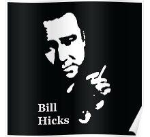 Bill Hicks - Legend Poster