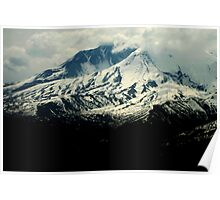 Mt St Helens Poster