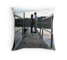love love love, that is the soul of a genius. Throw Pillow