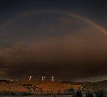 Between The Ends of a Rainbow by Peter Kurdulija