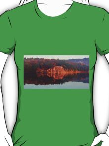 Early Morning Serenity George Lake T-Shirt