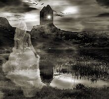 She Roams The Moors by charlena