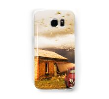 Flocking in Samsung Galaxy Case/Skin