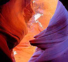 Lower Antelope Slot Canyon, Arizona by Tomas Abreu