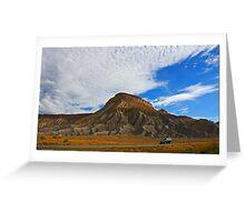 Utah: I-70 Greeting Card