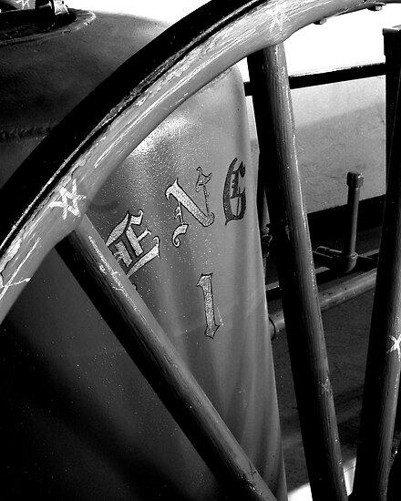 1st Engine by Jon  Johnson